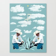 Seat Yourself Canvas Print