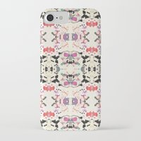 rorschach iPhone & iPod Cases featuring Rorschach by Zephyr