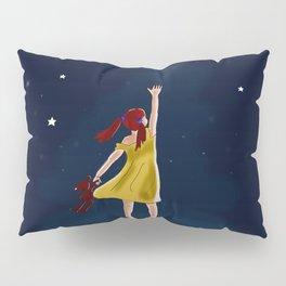 Reaching for the stars Pillow Sham