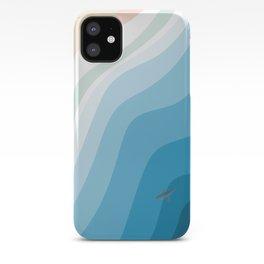 Shark Beach  iPhone Case