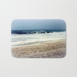 Sea Foam #3 Bath Mat