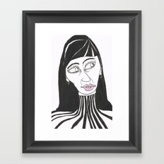 Marie Framed Art Print