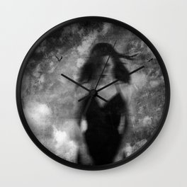 About a Girl 3 Wall Clock