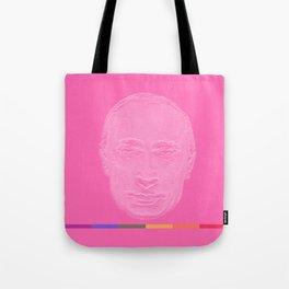 Pink Putin Tote Bag