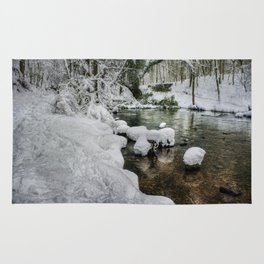 Snowy River Bank Rug
