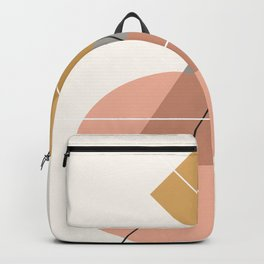 Abstract Bauhaus Backpack