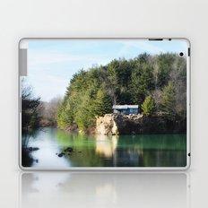 Cabin on the Lake Laptop & iPad Skin