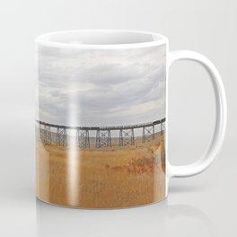 High Level Train Bridge Coffee Mug