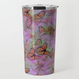 Monarch Mania Travel Mug