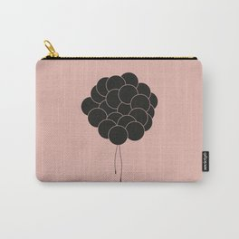 Blush Balloons Carry-All Pouch