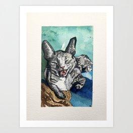 stormy Art Print