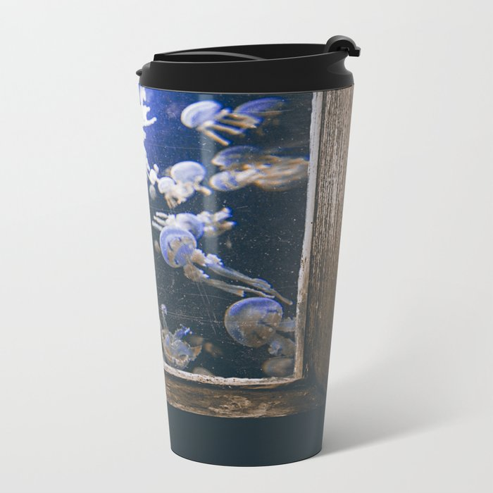 Thru The Window Metal Travel Mug