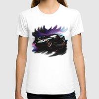 ferrari T-shirts featuring New Ferrari by JT Digital Art