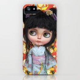 Japanse Girl by Erregiro iPhone Case