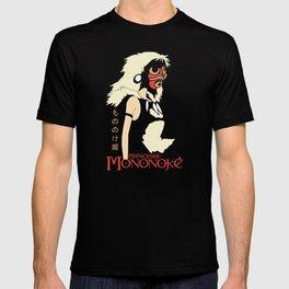 Princess of Mononoke Hime Anime T-shirt