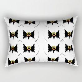 Bat Cats Rectangular Pillow