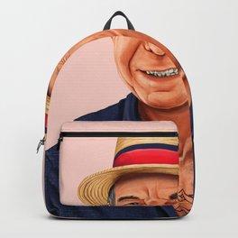 Hipstory - Leonard Cohen Backpack