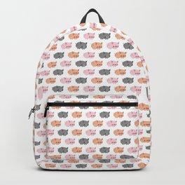 Three grumpy little pigs Backpack