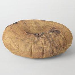 Lion Knot art Floor Pillow