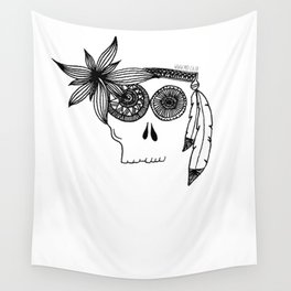 """tribu-Taire-des-MO-"" #03 Wall Tapestry"
