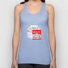 MALK - Now with Vitamin R Unisex Tank Top