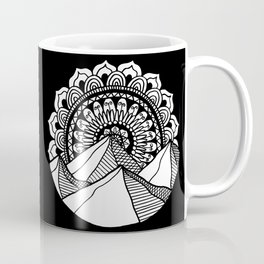Mountain Mandala Coffee Mug