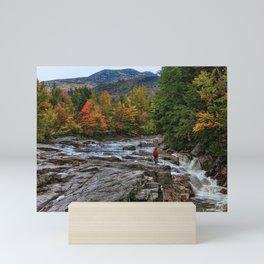 The Watcher Mini Art Print