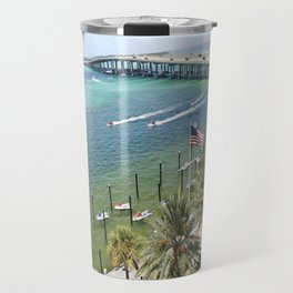 Destin, FL Travel Mug