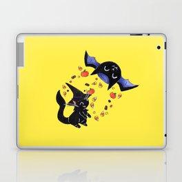 Halloween Haul Laptop & iPad Skin