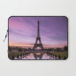 Paris at Sunrise Laptop Sleeve