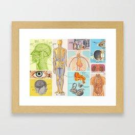 It's What's On The Inside… Framed Art Print
