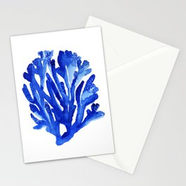 BLUE CORAL Stationery Cards