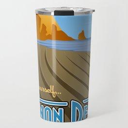 Landmarks of Life: Cannon Beach Travel Mug