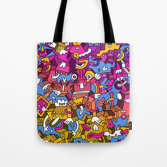 Doctor Edge Tote Bag