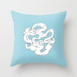 Cirrus///2 Throw Pillow