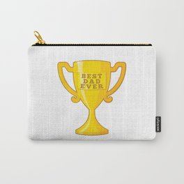 Best Dad ever Carry-All Pouch