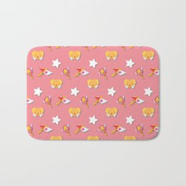 Cardcaptor Sakura Pattern Bath Mat