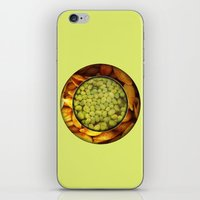 pasta iPhone & iPod Skins featuring Pasta + Beans by romano