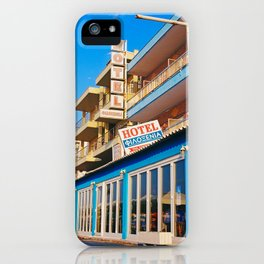 Filoxenia Hotel iPhone Case
