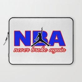 never broke again shirt Laptop Sleeve