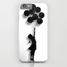 Banksy Fly Away  iPhone 6 Slim Case