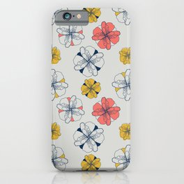 Springtime Floral iPhone Case