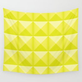 Studs - Neon Wall Tapestry