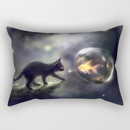 mutual thing Rectangular Pillow