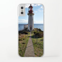 Lighthouse Point Clear iPhone Case