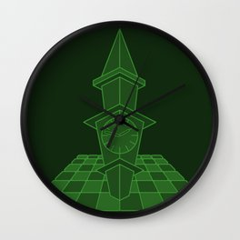 Time Keeps on Ticking (2018) Wall Clock