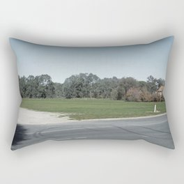Gone is the Circus Rectangular Pillow