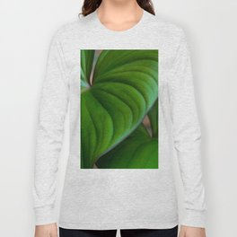 Homalomena II Long Sleeve T-shirt