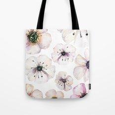 Moon flowers Tote Bag