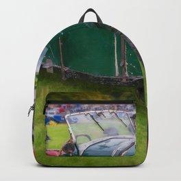 Riley Classic Car Backpack